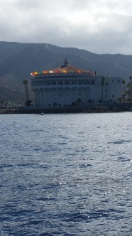 Catalina Casino (Not what you think of as a Casino!) https://en.wikipedia.org/wiki/Catalina_Casino