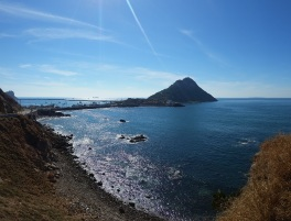 Views of El Faro--the lighthouse in Mazatlan