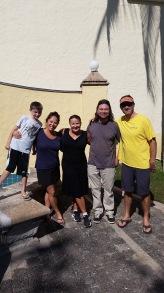 Last pic before T & N depart Mazatlan!