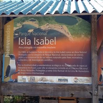 Parque Isla Isabel