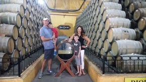 Mundo Cuervo distillery tour